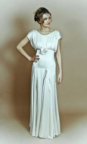 Brides looking for a truly memorable wedding gown should head into