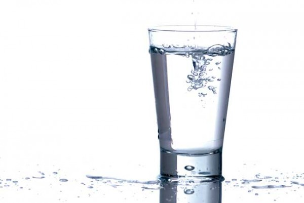 Pure water glass