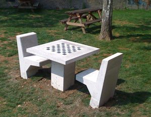 ... Chess Tables Concrete Tables Marine Life Brighton Marina S Kirsty  Pollard Urges You To ...