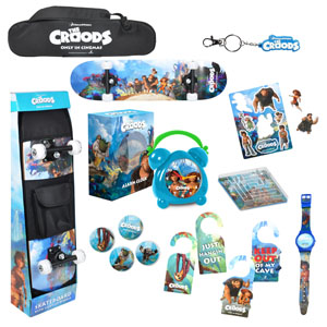 Win The Croods film merchandise | The Latest