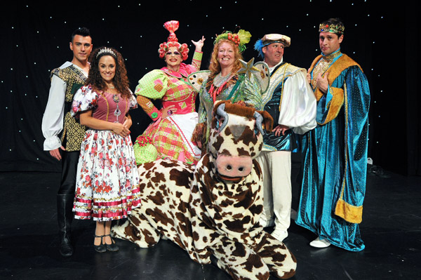 Pantomimes Amp Christmas Shows Curtain Up Light The Lights
