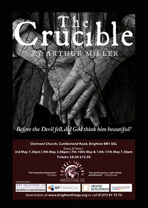 the madness of the salem witch trials in arthur millers the crucible Struggling with arthur miller's the crucible  on the surface this play appears to be totally about the salem witch trials but arthur miller intended to use the .
