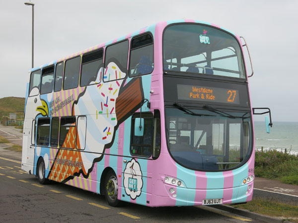 Brighton and Hove Buses: Get on Board