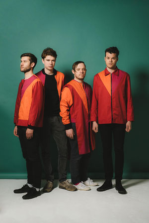 Interview: Everything Everything