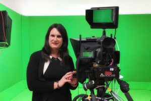 Sophie Cook Newcaster and Head of Diversity Latest TV
