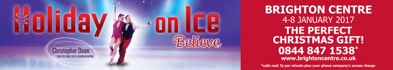 Holiday on Ice, Brighton Centre