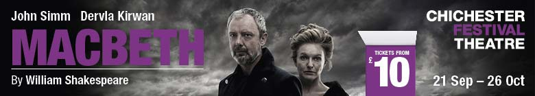Macbeth - Chichester Festival Theatre