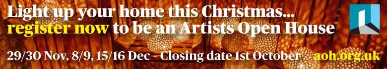 Artist  Open Houses - Christmas registration