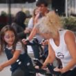 MOD Pizza hosts all day spin class