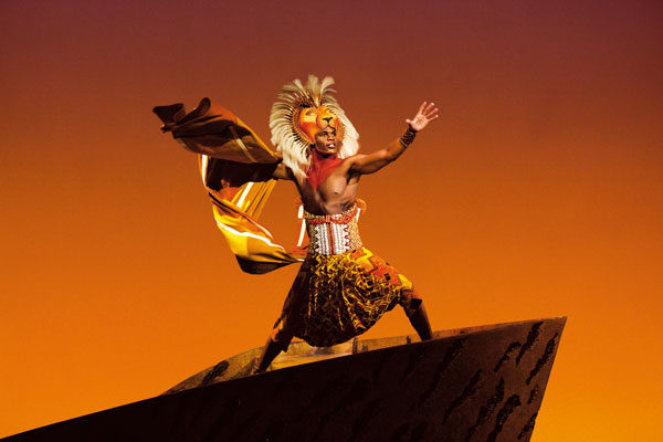 Andile-Gumbi-(Simba)-in-Disney's-The-Lion-King-at-the-Lyceum-Theatre,-London