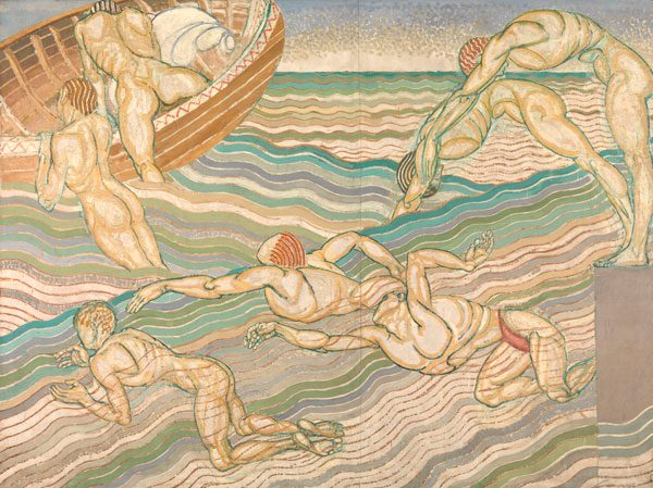 Duncan-Grant-Bathing-1911-Tate