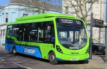 Electric-bus-on-Route-50