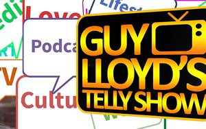 THE GUY LLOYD TELLY SHOW