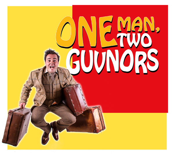 Balancing act the highly acclaimed farce one man two for Farcical pantomime