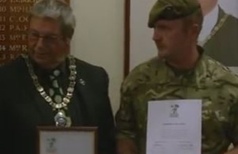 peacehaven signs military