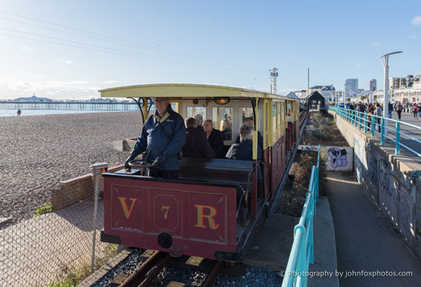 Volk's-Electric-Railway