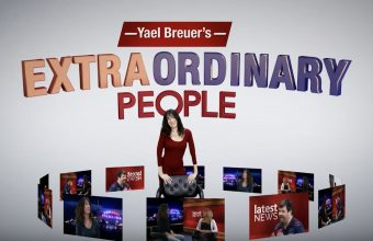 EXTRAORDINARY PEOPLE WITH YAEL BREUER