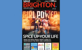 Latest Brighton magazine 933