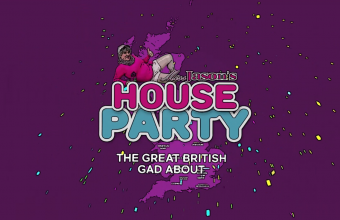 Miss Jason's House Party – The Great British Gad About