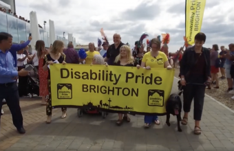 Celebrating Disability Pride Brighton 2019