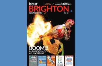 latest brighton magazine No 937