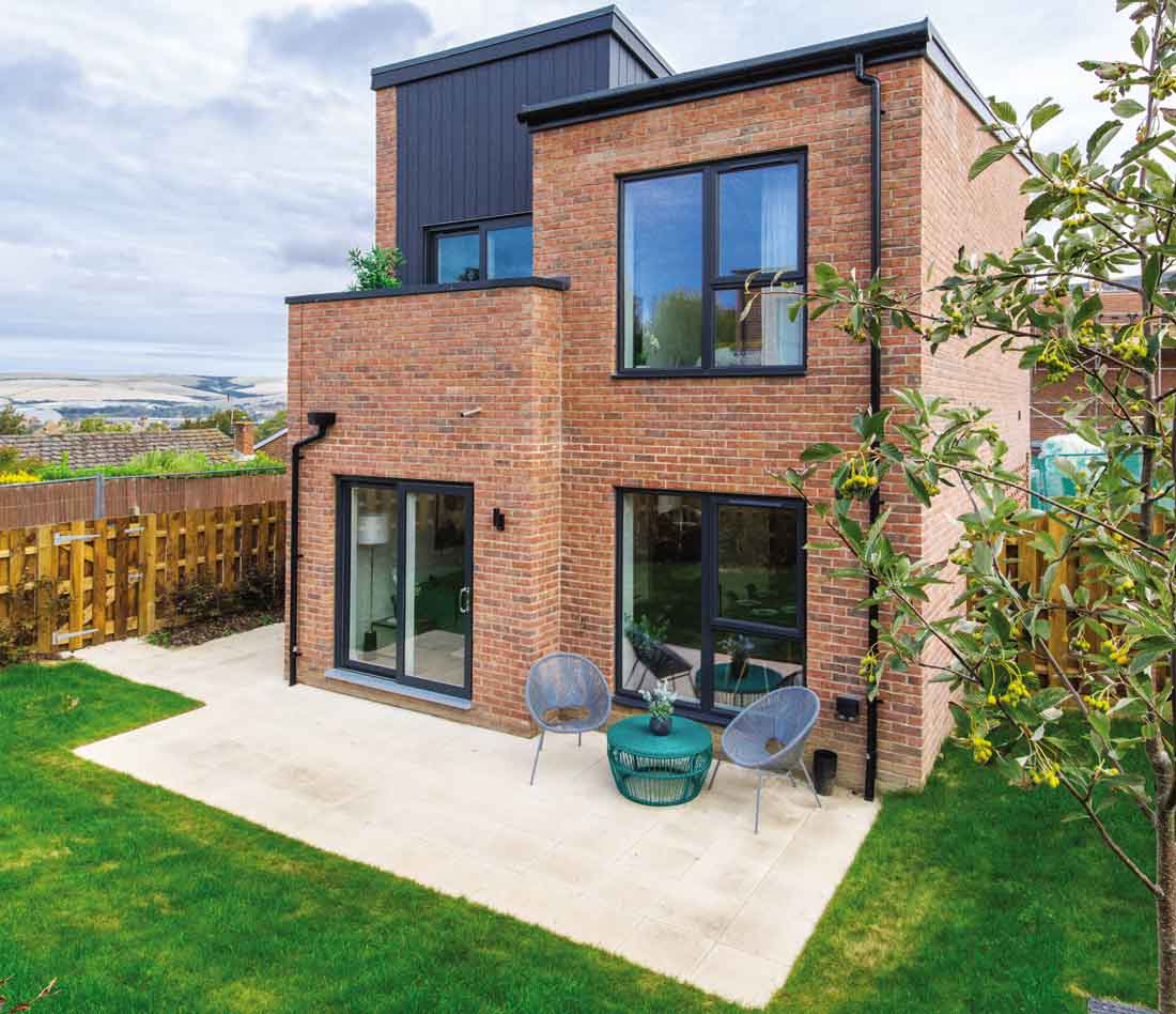 THE GRAYS MODERN HOMES FOR A BETTER FUTURE