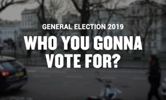 Who You Gonna Vote For? Brighton Pavilion 2019