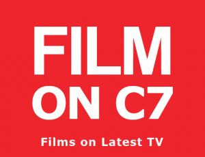 film on latest tv channel 7