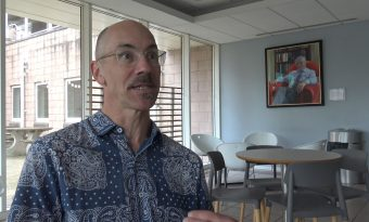 Dr Richard De Visser talks about his latest study at Brighton and Sussex Medical School