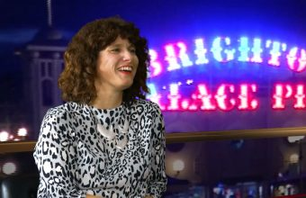 Kyla Booth Lucking from Brighton Dome talks about their upcoming Heritage Open Day Event