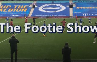 The Footie Show with Mark Walker, AJ Wood, and Ian Hart