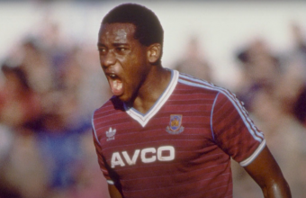 Ian Hart talks with Footballer George Parris on Harty's One2One