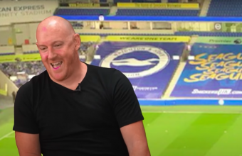 legendary albion player Kerry Mayo speaks with Ian Hart