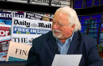 Mike Mendoza speaks with Mark Walker on The Newspapers Show